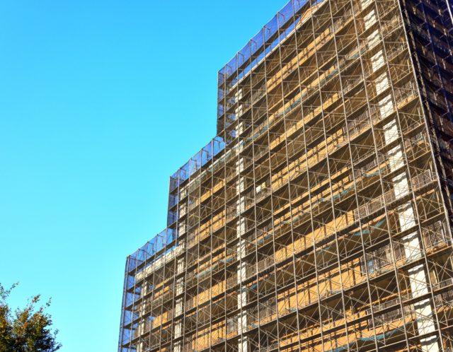 資産価値に大きく影響する?知っておきたい!分譲マンションの大規模修繕工事とは!
