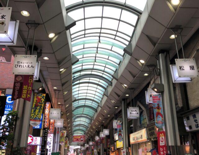 三大銀座に匹敵!?東武東上線「大山」駅にあるハッピーロード大山商店街とは?
