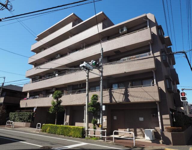 コスモ成増エクセラ 板橋区赤塚の中古マンション 東武東上線成増駅