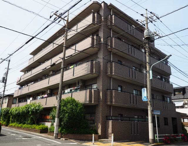 チサンマンション成増 板橋区成増の中古マンション 東武東上線「成増」駅